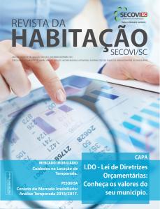 Revista Secovi-SC 39ª Ed.